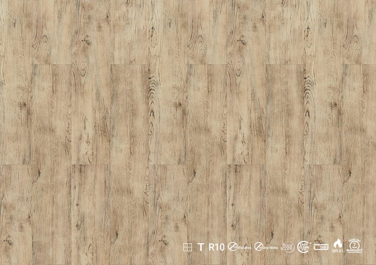 2511 Decoclick Blond Oak