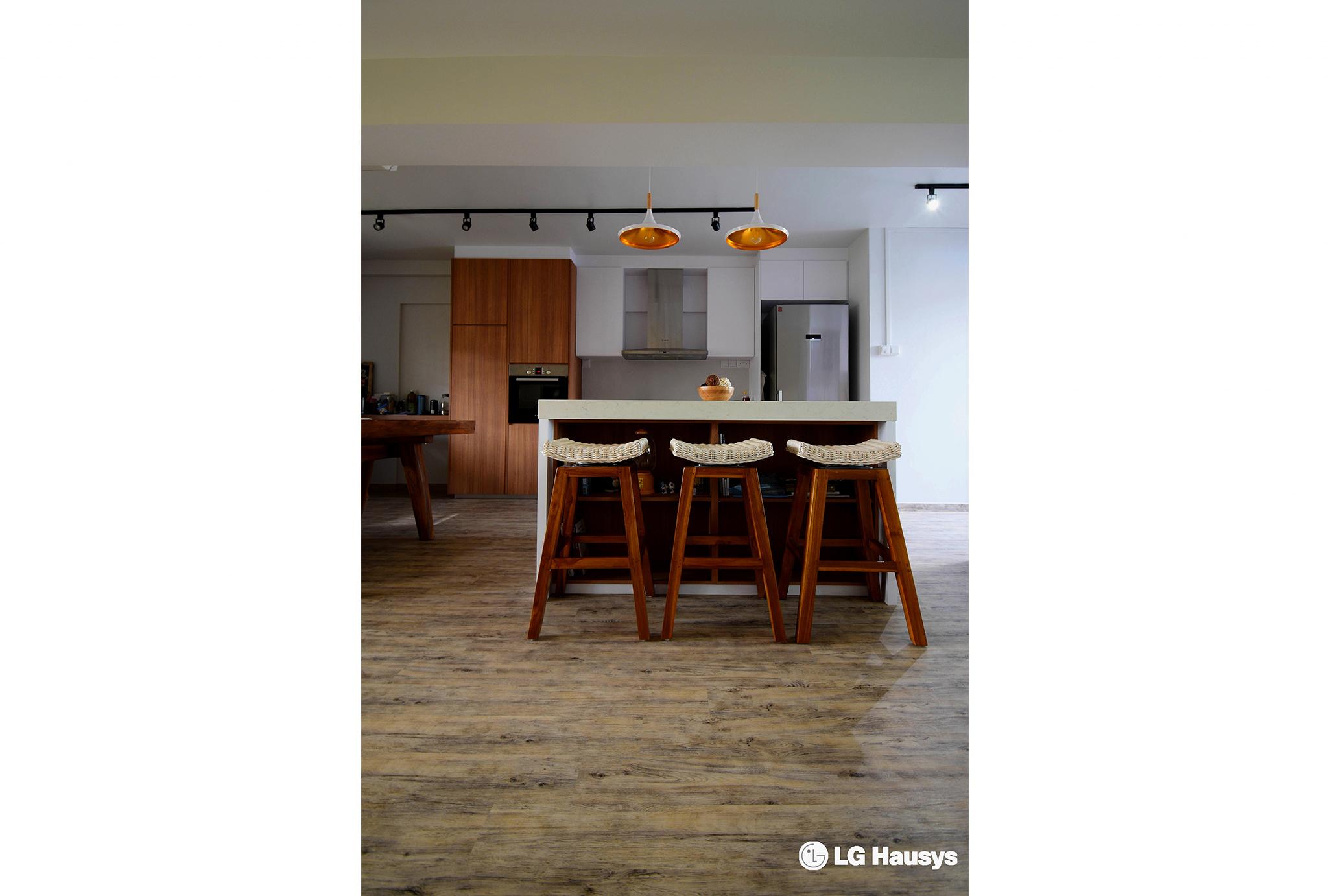 ILW 2511 Blond Oak LG Hausys Decoclick